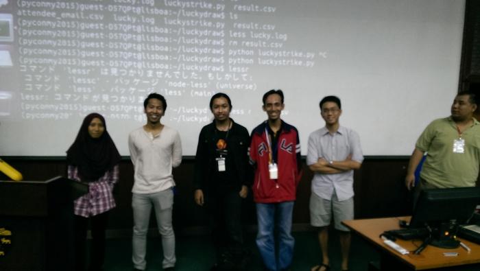 PyCharm Winners!
